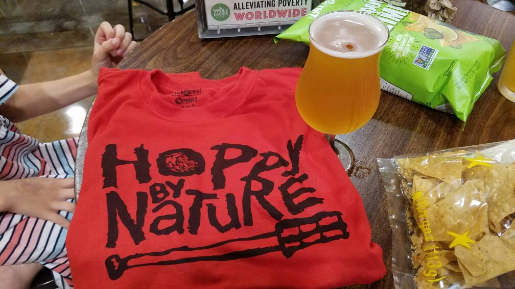 Sublimated Craft Beer Shirt