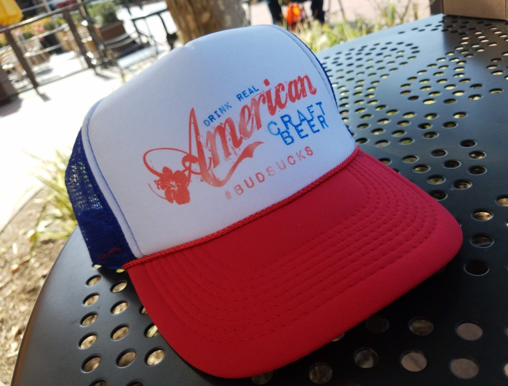 Sublimated Trucker Hat - American Craft Beer