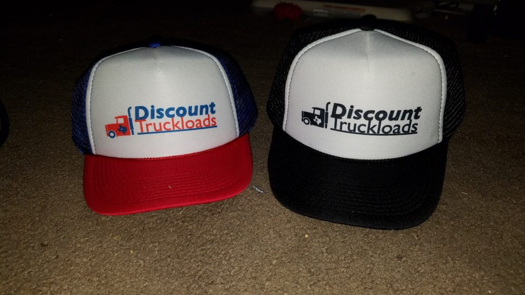 Sublimated Trucker Hats
